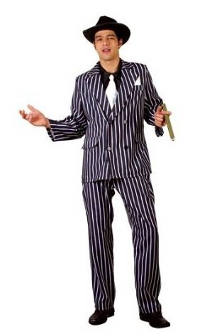 Godfather Gangster Suit Costume